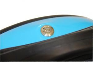 elektrisches Einrad, Elektro Einrad, Unicycle, E - Wheel in schwarz/blau mit eingebautem Lautsprecher2