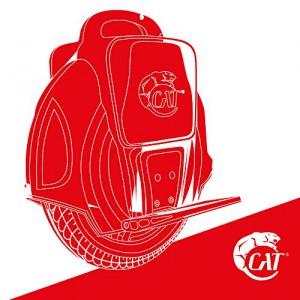 CAT 1Droid Scooter elektrisches Einrad - Selbstbalancierendes Einrad mit Elektroantrieb7