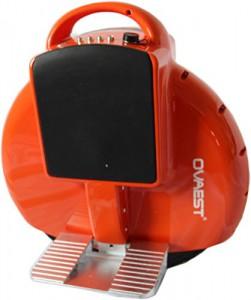 elektrisches Einrad, Elektro Einrad, Unicycle, E - Wheel in orange2