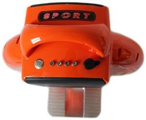 elektrisches Einrad, Elektro Einrad, Unicycle, E - Wheel in orange3