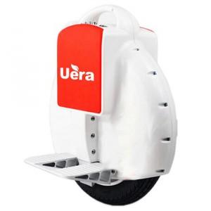 Ecommercia Wasserdicht Elektro Scooter Einrad Segway Balance Scooter Roller kein Vergleich zum Solowheel 25km Reichweite- umweltfreundlich, sportlich, trendig Weiß