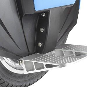 MonoRover R1 elektrisches selbstausgleiches Einrad Stehroller Elektroroller, Self Balancing Unicycle, EU (Schwarz-Blau)2